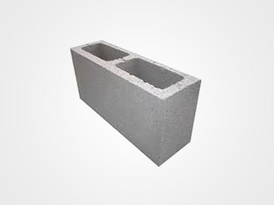 Bloco concreto vedação  19x19x39