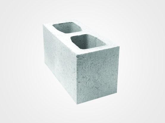 Bloco concreto estrutural 11,5x19x39