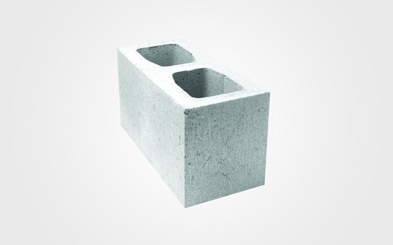 Bloco concreto comum 11,5x19x39