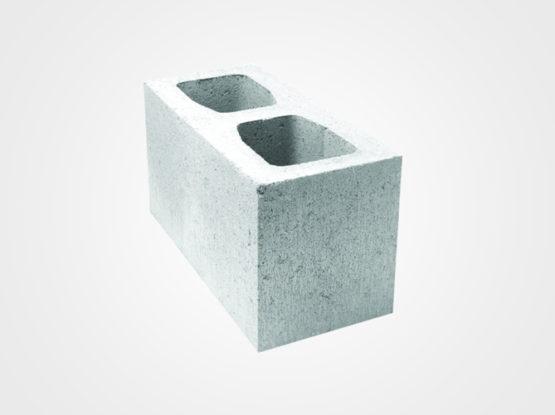 Bloco concreto vedação 09x19x39