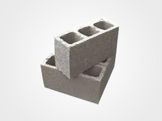 Bloco concreto comum 14x19x39