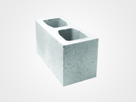 Bloco concreto comum  19x19x39