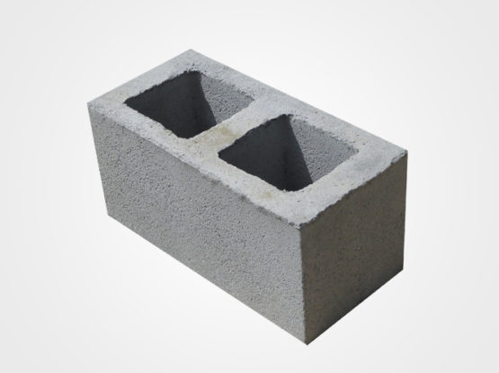 Bloco concreto estrutural 19x19x39