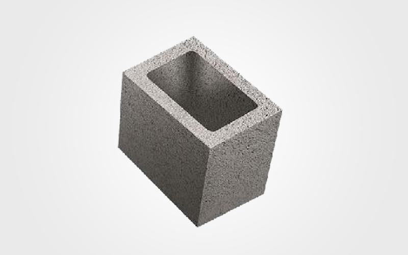 Bloco concreto comum 09x19x39