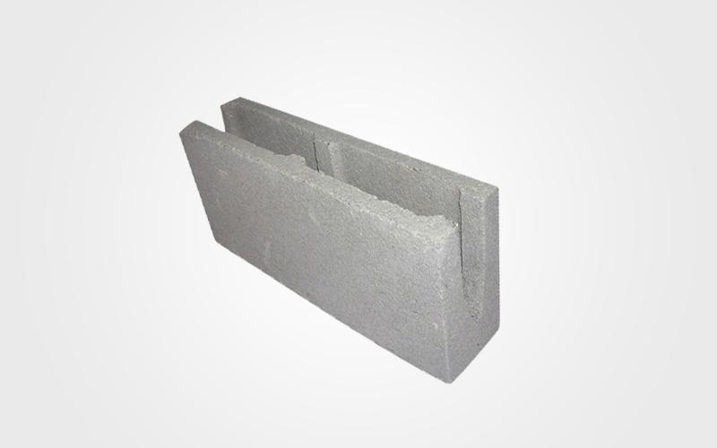 Canaleta de concreto 11,5 x 19 x 39